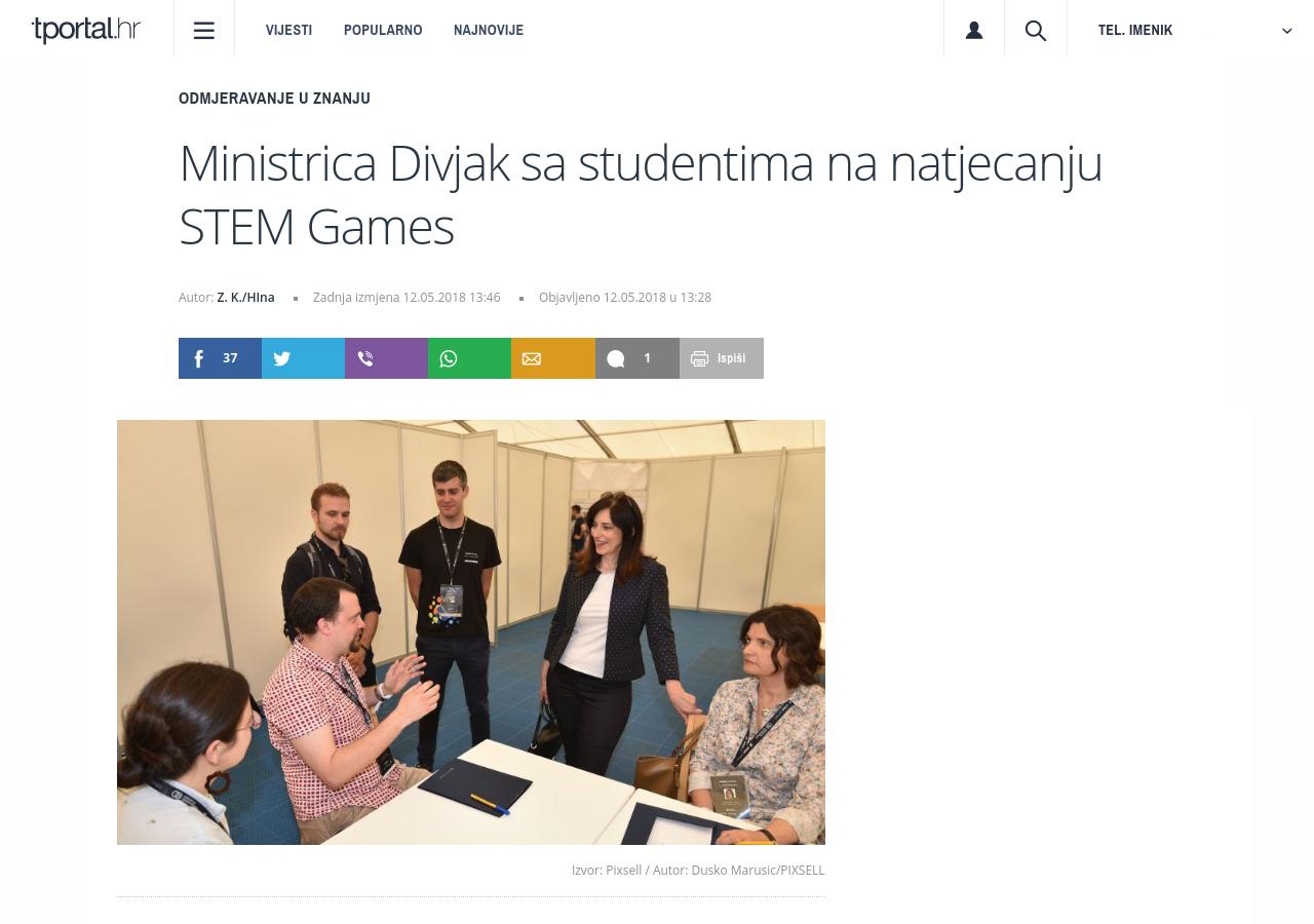 2018-06-02-13_32_01-ministrica-divjak-sa-studentima-na-natjecanju-stem-games-20180512